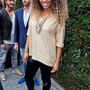 NLD/Amsterdam/20110825 - Uitreiking Jackie's Best Dressed List 2011, Laurette Gerards
