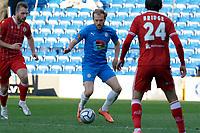 Ryan Croasdale. Stockport County FC 0-0 Bromley FC. Vanarama National League. Edgeley Park. 5.4.21