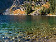 Rachel Lake, Alpine Lakes Wilderness, Wenatchee National Forest, Washington, USA