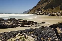 July 21, 2019 - Rocks Along The Coast, South Africa (Credit Image: © Kristy-Anne Glubish/Design Pics via ZUMA Wire)