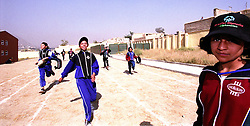 SPECIAL OLYMPICS AFGHANISTAN..KABUL 24 August 2005