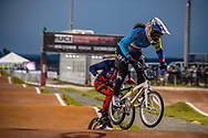 #10 (RENO Shealen) USA [Lead, Prostart, 6D, Wiawis]0 at Round 8 of the 2019 UCI BMX Supercross World Cup in Rock Hill, USA