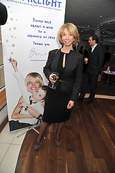 HELEN WORTH at the launch of the 2009 Derby Festival in the presence of HRH Princess Haya of Jordan in aid of the charity Starlight held at the Kensington Roof Gardens, 99 Kensington High Street, London W8 on 12th May 2009.