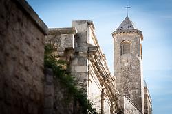 5 October 2018, Jerusalem: Church in Jerusalem Old Town.