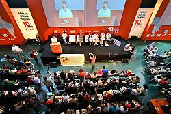 """Vista o seminário """"10 anos depois"""" no encerramento do Fórum Social Mundial 2010, em Porto Alegre. FOTO: Jefferson Bernardes/Preview.com"""