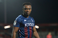 Dylan Mottley-Henry Portrait during the EFL Sky Bet League 2 match between Salford City and Bradford City at the Peninsula Stadium, Salford, United Kingdom on 21 November 2020.