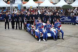 June 11, 2018 - Le Mans, FRANCE - 35 SMP RACING (RUS) DALLARA P217 GIBSON VICTOR SHAITAR (RUS) HARRISON NEWEY (GBR) NOMAN NATO  (Credit Image: © Panoramic via ZUMA Press)