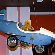 NLD/Apeldoorn/20081101 - Opening tentoonstelling SpeelGoed op paleis Het Loo, vliegtuigje van Willem Alexander