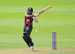 Mahela Jayawardene of Somerset in action.  - Mandatory by-line: Alex Davidson/JMP - 17/08/2016 - CRICKET - Cooper Associates County Ground - Taunton, United Kingdom - Somerset v Worcestershire Rapids - Royal London One Day Cup Quarter Final