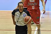 DESCRIZIONE : Torino Campionato 2015/16 Serie A Beko Lega A Manital Auxilium Torino -  Grissin Bon Reggio Emilia<br /> GIOCATORE : Tolga Sahin<br /> CATEGORIA : Ritratto Arbitro Referee Before Pregame<br /> SQUADRA : AIAP<br /> EVENTO : LegaBasket Serie A Beko 2015/2016<br /> GARA : Manital Auxilium Torino - Grissin Bon Reggio Emilia<br /> DATA : 05/10/2015<br /> SPORT : Pallacanestro<br /> AUTORE : Agenzia Ciamillo-Castoria/GiulioCiamillo