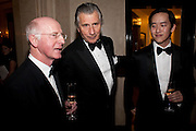JOHN OXX; CHRISTOPHER TSUI, The cartier Racing Awards hosted by Arnaud Bamberger and the hon Harry Herbert. Claridges. London. 17 November 2009.