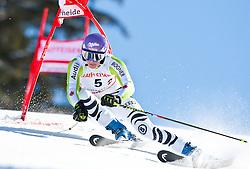 20.03.2011, Pista Silvano Beltrametti, Lenzerheide, SUI, FIS Ski Worldcup, Finale, Lenzerheide, NATIONEN TEAM EVENT, im Bild Maria Riesch (GER) // during Nations Team Event, at Pista Silvano Beltrametti, in Lenzerheide, Switzerland, 20/03/2011, EXPA Pictures © 2011, PhotoCredit: EXPA/ J. Feichter