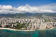 Fort Derussey, Waikiki, Oahu, Hawaii