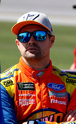 October 14, 2018 - Talladega, AL, U.S. - TALLADEGA, AL - OCTOBER 14: #17: Ricky Stenhouse Jr., Roush Fenway Racing, Ford Fusion SunnyD during the runinng of the 1000Bulbs.com500 on Sunday October 14, 2018 at Talladega SuperSpeedway in Talladega Alabama (Photo by Jeff Robinson/Icon Sportswire) (Credit Image: © Jeff Robinson/Icon SMI via ZUMA Press)