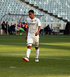 Steven Pienaar in the MTN8 semi-final first leg match between Cape Town City and Bidvest Wits at the Cape Town Stadium on Sunday 27 August 2017.