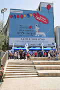 Israel, Haifa, Municipal Theatre Children's Play festival