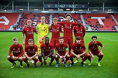 2018-10-24 Liverpool U19 v Red Star U19