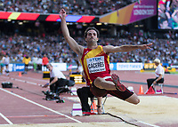 Athletics - 2017 IAAF London World Athletics Championships - Day One<br /> <br /> Event: <br /> <br /> <br /> COLORSPORT/DANIEL BEARHAM