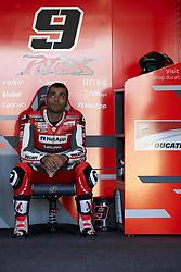November 20, 2018 - Valencia, Spain - Danilo Petrucci (9) of Italy and Ducati Team  during the tests of the new MotoGP season 2019 at Ricardo Tormo Circuit in Valencia, Spain on 20th Nov 2018  (Credit Image: © Jose Breton/NurPhoto via ZUMA Press)