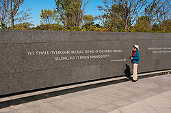 Martin Luther King Jr Memorial, Washington, DC, dc124601