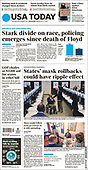 March 05, 2021 (USA): Front-page: Today's Newspapers In United States