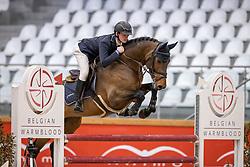Vermeiren Dieter, BEL, Kaiden<br /> Pavo Hengsten competitie - Oudsbergen 2021<br /> © Hippo Foto - Dirk Caremans<br />  22/02/2021