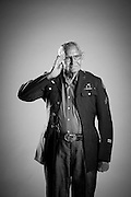 Cyrus H. Avey, Jr. <br /> Army Air Corps<br /> Air Force<br /> E-4<br /> Military Police<br /> April 1944 - Feb. 1946<br /> WWII<br /> <br /> <br /> Veterans Portrait Project<br /> Colorado Springs, CO