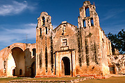 MEXICO, YUCATAN, MANI where Landa burned Mayan codices