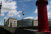 Berlino: Friedrichbrucke