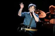 Tribune Photo/SANTIAGO FLORES John Mellencamp performas at Notre Dame's JACC on Tuesday night.