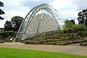 Davies Alpine House opened 1986, Kew Gardens, Royal Botanic Gardens, London, England, UK