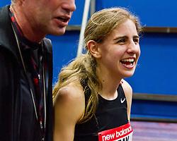 New Balance Indoor Grand Prix track meet: Alberto Salazar, Mary Cain