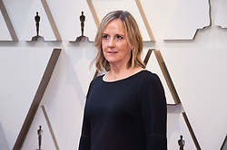 Kathy Lucas, Oscar® nominee, arrives on the red carpet of The 91st Oscars® at the Dolby® Theatre in Hollywood, CA on Sunday, February 24, 2019.