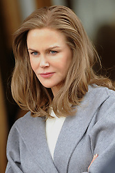 March 12, 2018 - New York, NY, USA - March 12, 2018 New York City..Nicole Kidman was seen on location filming 'The Goldfinch' on March 12, 2018 in New York City. (Credit Image: © Kristin Callahan/Ace Pictures via ZUMA Press)