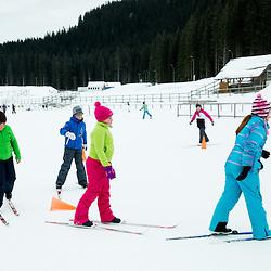 20150107: SLO, Cross Country - Winter recreation at Pokljuka