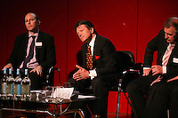 Peter Leathem, (Director of Legal and Business Affairs and Rights Negotiation), Fran Nevrkla (Chairman and CEO PPL), Tony Clark (Director of Licensing)