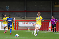 Brighton and Hove Albion defender Sam Packham (59) during the EFL Trophy Southern Group G match between AFC Wimbledon and Brighton and Hove Albion U21 at The People's Pension Stadium, Crawley, England on 22 September 2020.