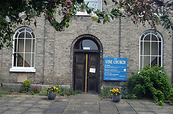 Vine Church, Eye, Suffolk