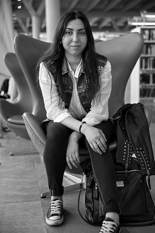 Suzana Aziri, Kosovo Gurbeti Roma living in Sweden