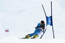 BUGAEV Alexey, RUS, Giant Slalom, 2013 IPC Alpine Skiing World Championships, La Molina, Spain