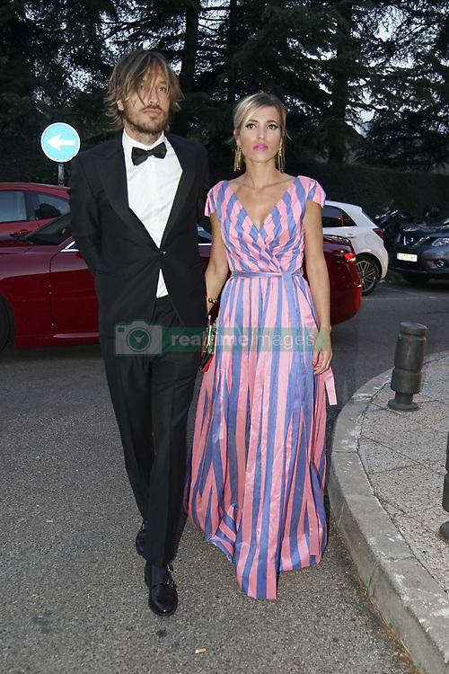 July 12, 2018 - Madrid, Spain - Ana Fernandez and Adrian Roma attend Vogue 30th Anniversary Party at Casa Velazquez on July 12, 2018 in Madrid, Spain. (Credit Image: © Oscar Gonzalez/NurPhoto via ZUMA Press)