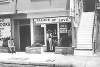 1975 Palace of Love on Santa Monica Blvd.