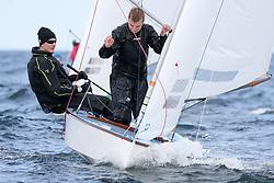 , Kiel - Young Europeans Sailing 14.05. - 17.05.2016, Pirat - GER 4479 - pi happy - Eike LAUSZUS - Johannes BRUNS - Segler-Club Dümmer e.V牥