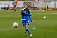 Bristol Rovers forward Kyle Bennett during the EFL Sky Bet League 1 match between Bristol Rovers and Accrington Stanley at the Memorial Stadium, Bristol, England on 7 September 2019.
