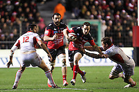Nicolas SANCHEZ - 20.12.2014 - Toulon / Lyon OU - 13eme journee de Top 14 -<br />Photo : Jean Christophe Magnenet / Icon Sport