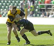 Twickenham, Surrey, England, UK., 05.04,2003, Action from, Dave Graham, Powergen Rugby Union, Junior Vase, RFU Twickenham  Stadium, Old Alleynians v Shipston-on-Stour<br /> [Mandatory Credit:Peter Spurrier/ Intersport Images]