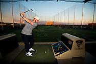 SCOTTSDALE, AZ - JUNE 23: Nick Ahmed and Luke Weaver host a Top Golf charity event Swinging for Impact. (Photo by Sarah Sachs/Arizona Diamondbacks)