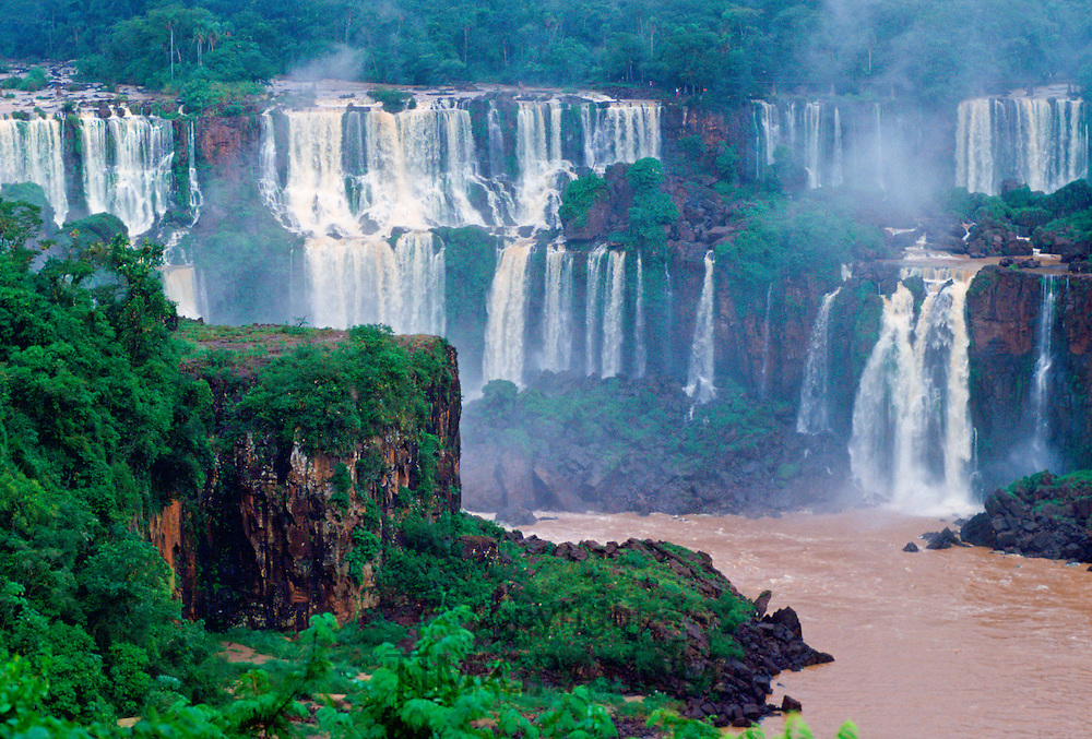 Iguaco Falls, Brazil