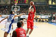 DESCRIZIONE : Cantu Lega A 2013-14 Acqua Vitasnella Cantu EA7 Emporio Armani Milano<br /> GIOCATORE : Alessandro Gentile<br /> CATEGORIA : Tiro<br /> SQUADRA : EA7 Emporio Armani Milano<br /> EVENTO : Campionato Lega A 2013-2014<br /> GARA : Acqua Vitasnella Cantu EA7 Emporio Armani Milano<br /> DATA : 23/12/2013<br /> SPORT : Pallacanestro <br /> AUTORE : Agenzia Ciamillo-Castoria/G.Cottini<br /> Galleria : Lega Basket A 2013-2014  <br /> Fotonotizia : Cantu Lega A 2013-14 Acqua Vitasnella Cantu EA7 Emporio Armani Milano<br /> Predefinita :