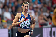 Esther Turpin (FRA) competes in Heptathlon during the European Championships 2018, at Olympic Stadium in Berlin, Germany, Day 4, on August 10, 2018 - Photo Photo Julien Crosnier / KMSP / ProSportsImages / DPPI